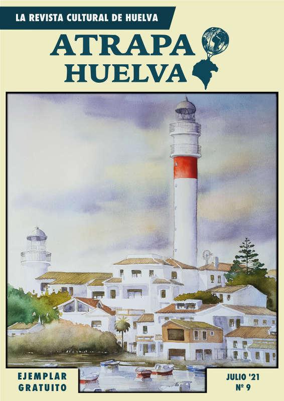 Portada Revista Julio Atrapa Huelva