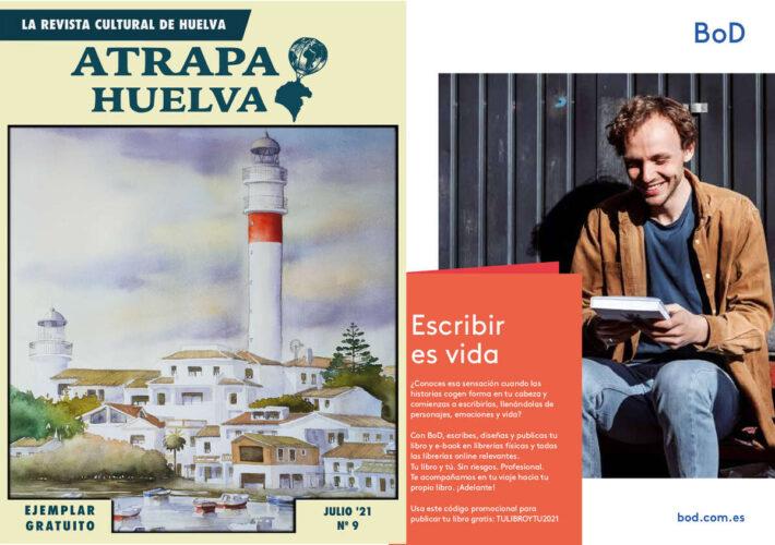 Revista Julio Atrapa Huelva