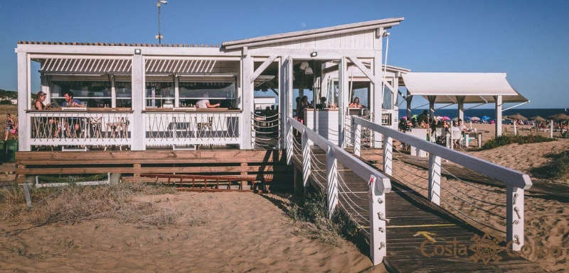 Chiringuito Costa Colon Huelva