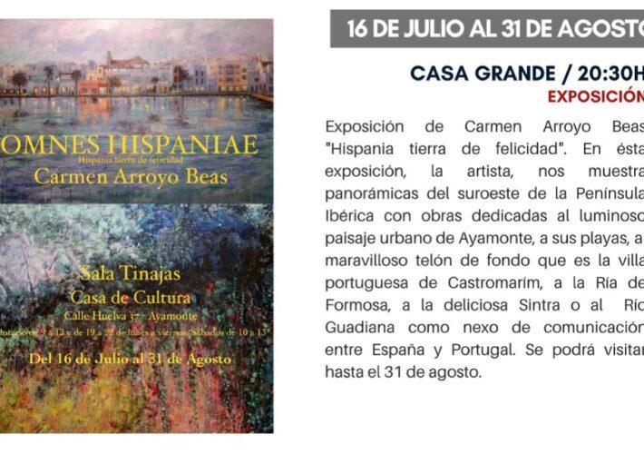 Hispania, tierra de felicidad