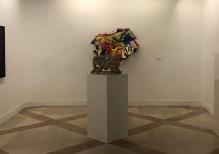 Escultura liberada