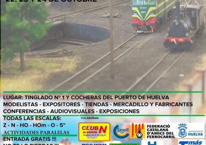 Exposición de modelismo ferroviario