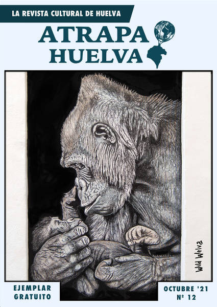 Portada Wild Welva Atrapa Huelva