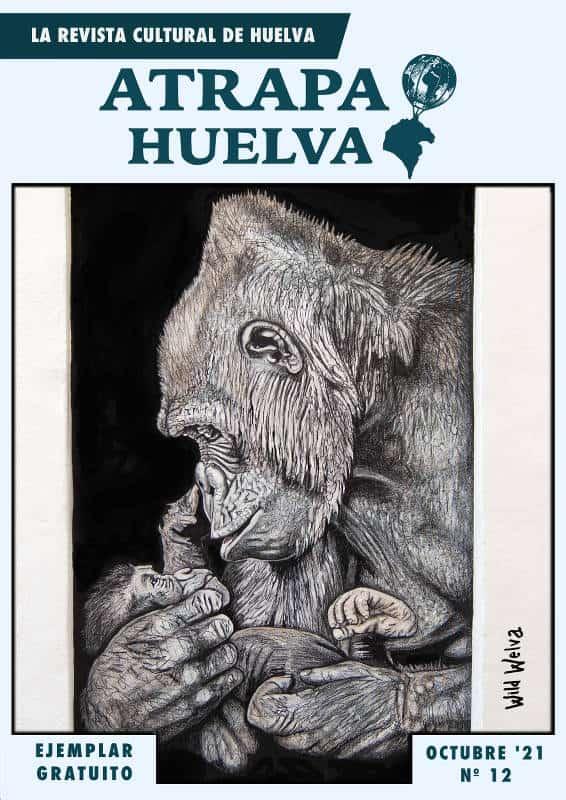 Portada Octubre Revista Atrapa Huelva